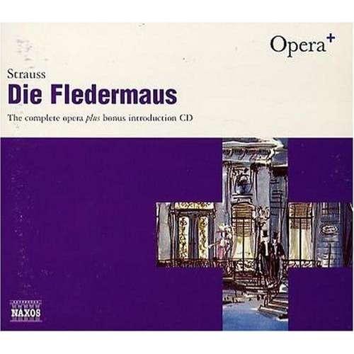 Strauss, Johann Il Die Fledermaus (+Introduction) / Johannes Wildner, David Timson