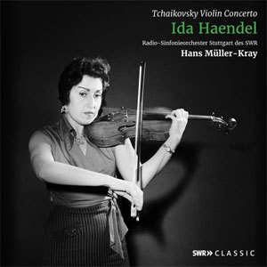 Tchaikovsky Violin Concert in D Major Op.35 : Ida Haendel - 180g LP Mono
