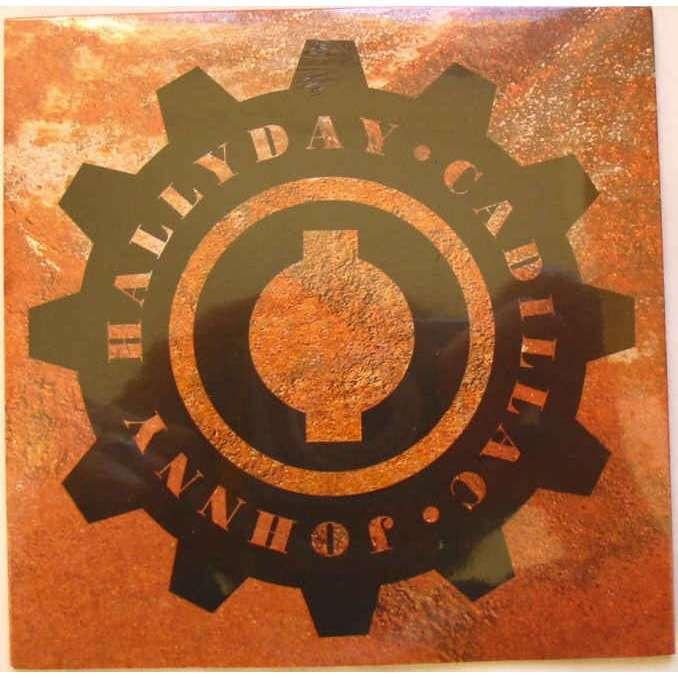 Johnny HALLYDAY Cadillac CARD SLEEVE 3-track