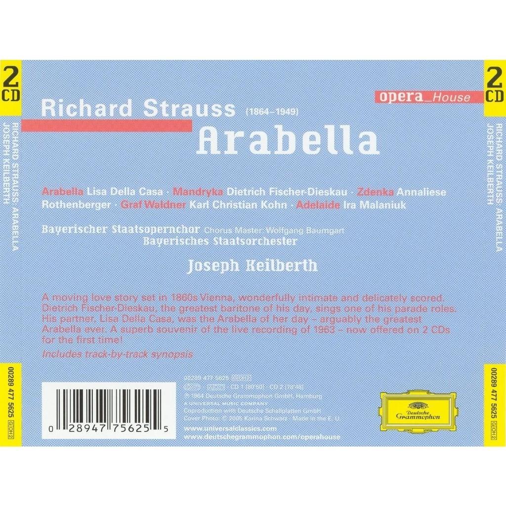 Strauss, Richard Arabella / Joseph Keilberth (2005)