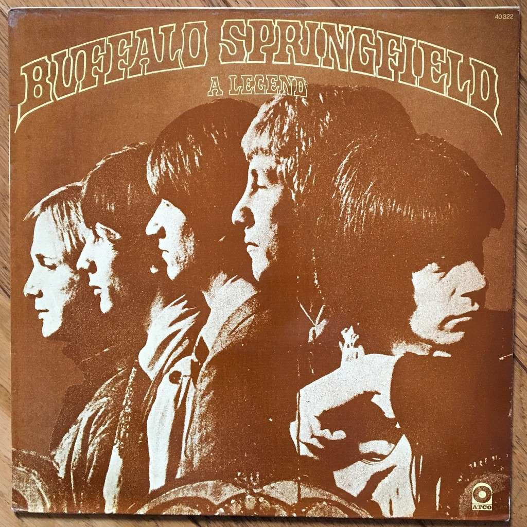 Buffalo Springfield A Legend - The Buffalo Springfield Legend Vol. 2
