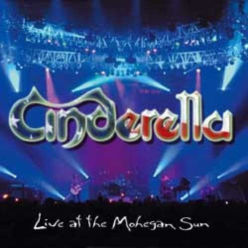 Cinderella Live At The Mohegan Sun (incl.3 bonuses)