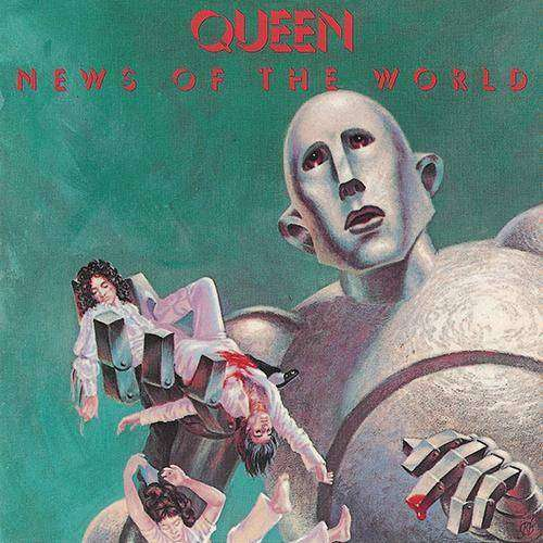 QUEEN News Of The World QUEEN News Of The World