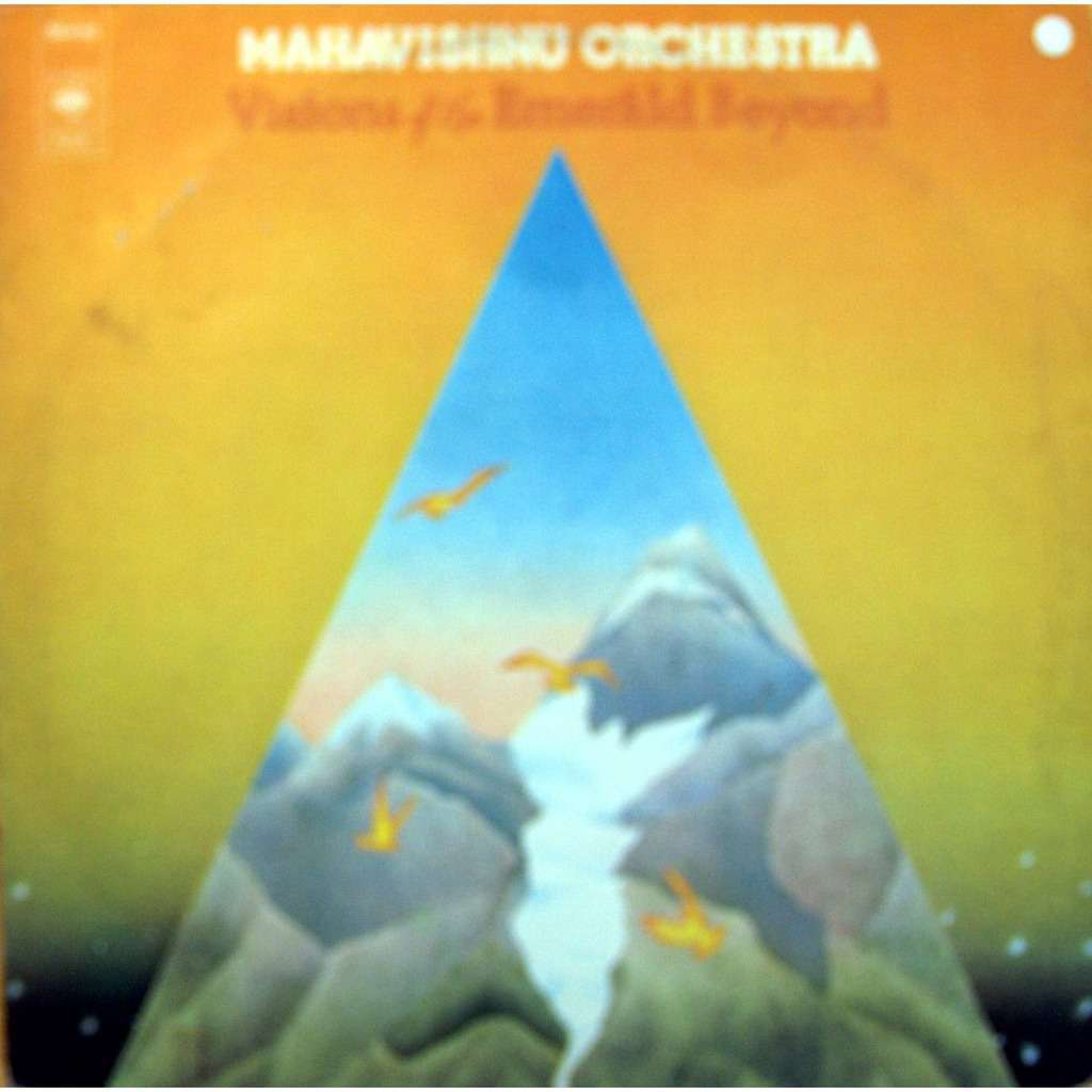 mahavishnu orchestra visions of the emerald beyond