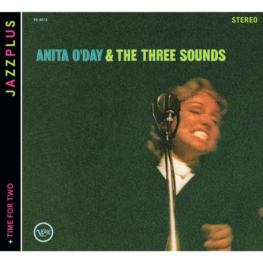 Anita O'Day Anita O'Day & The Three Sounds + Anita O'Day/Cal Tjader-Time For Two