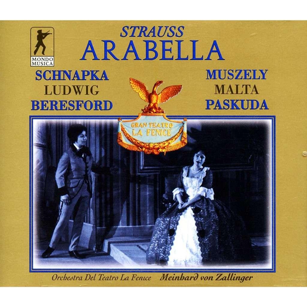 Strauss, Richard Arabella / Meinhard von Zallinger