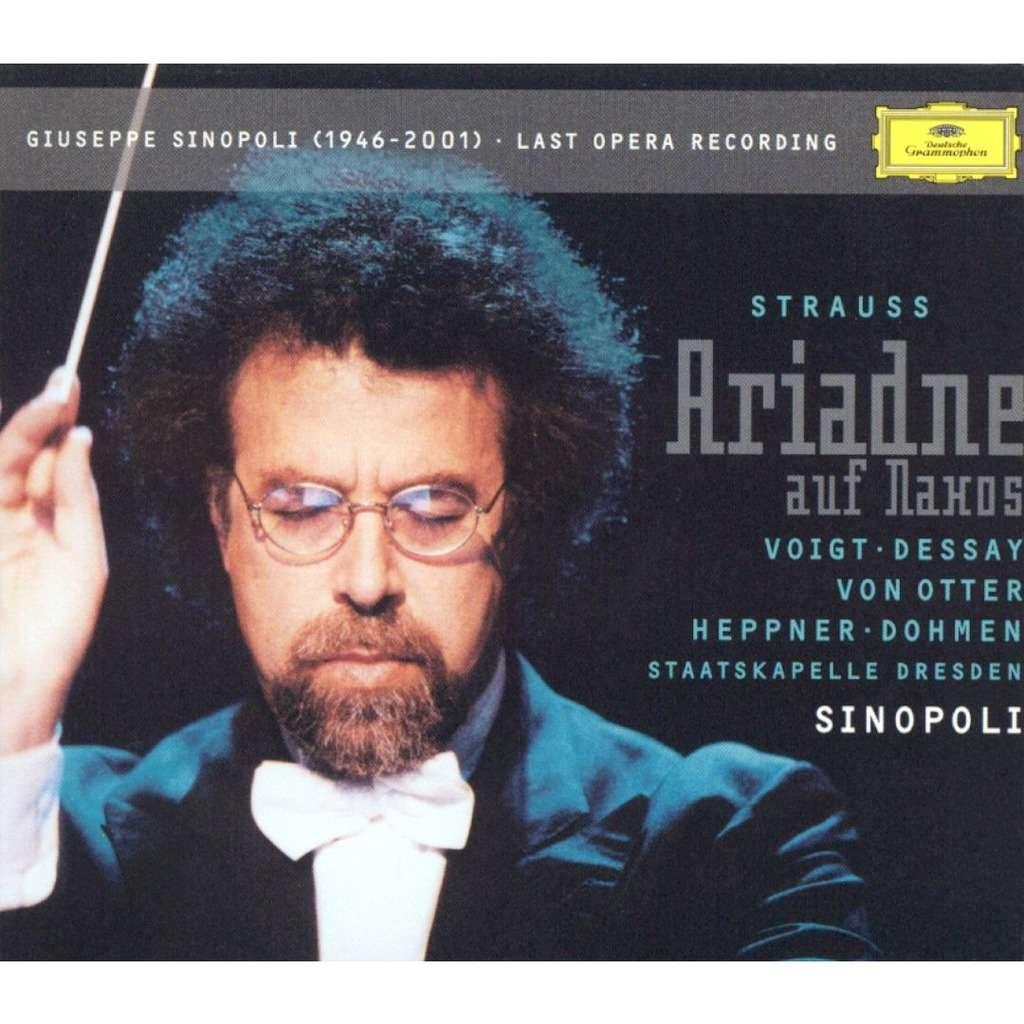 Strauss, Richard Ariadne auf Naxos / Giuseppe Sinopoli