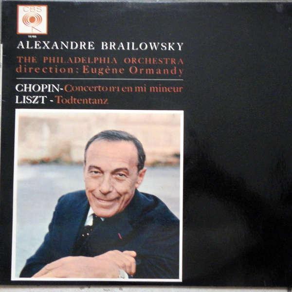 alexandre brailowsky Chopin - Liszt