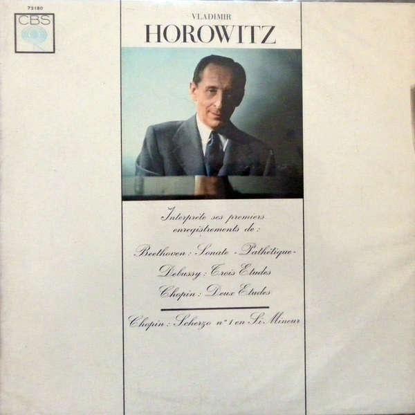 vladimir horowitz Récital de piano