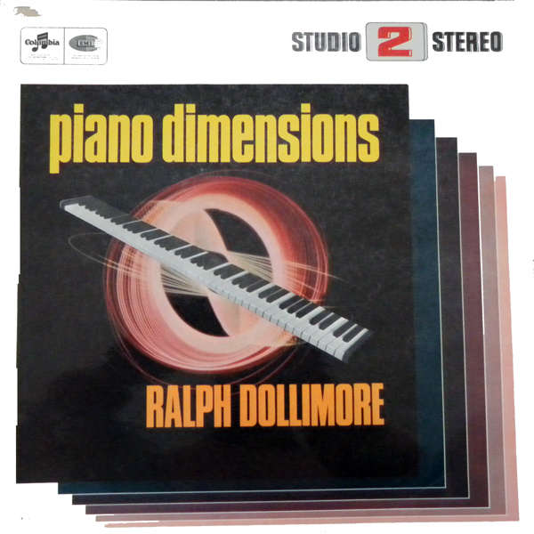 Ralph Dollimore Piano dimensions