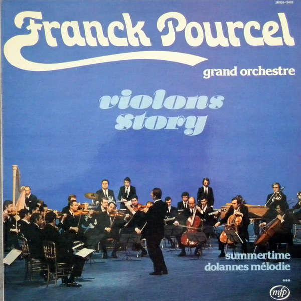 franck pourcel et son grand orchestre Violons story