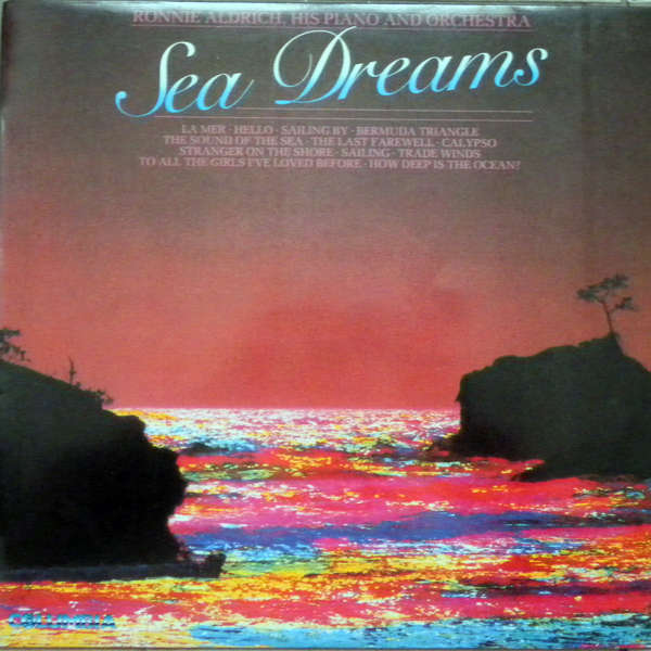ronnie aldrich and his two pianos Sea Dreams