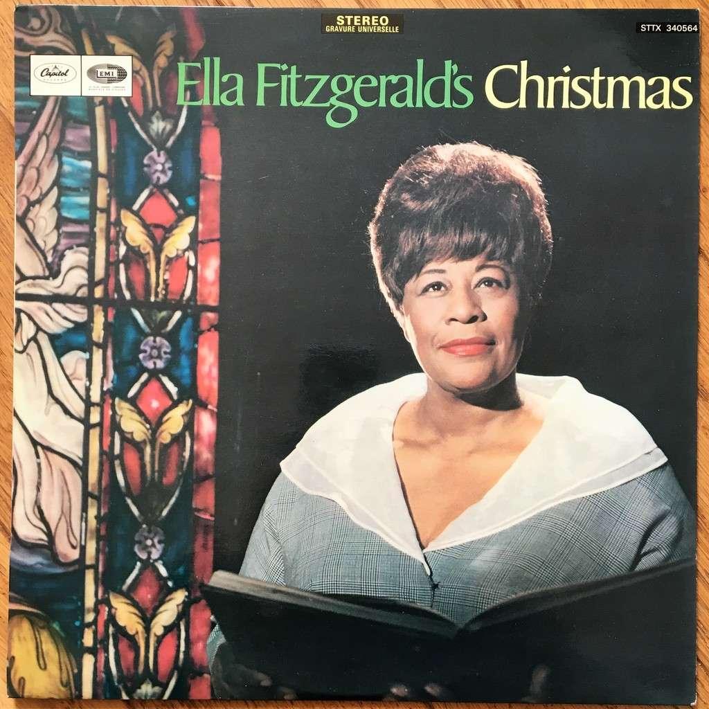 ella fitzgerald ella fitzgeralds christmas - Fitzgerald Christmas