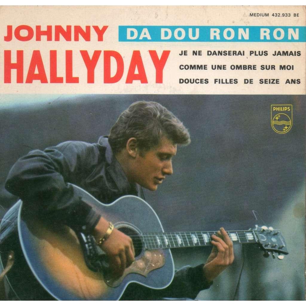 HALLYDAY JOHNNY DA DOU RON RON + 3