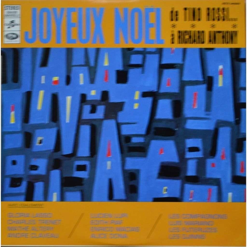 Joyeux Noel Techno.Various Artists Joyeux Noel De Tino Rossi A Richard Anthony