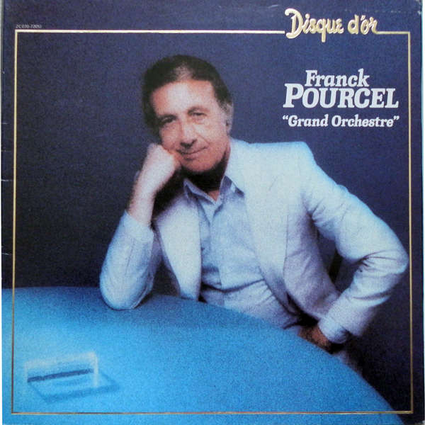 franck pourcel et son grand orchestre Disque d'or