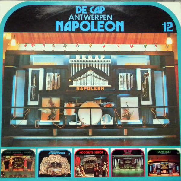 Orgue De Cap Antwerpen Napoléon 105 Napoléon