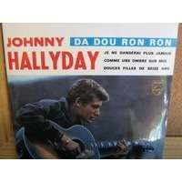 Johnny Hallyday .Da dou ron ron