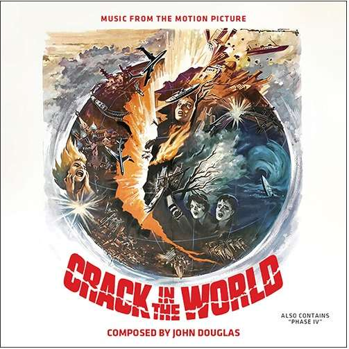 Johnny Douglas Crack In The World / Phase IV