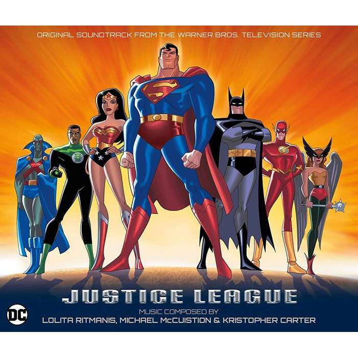 Carter / McCuistion / Ritmanis Justice League