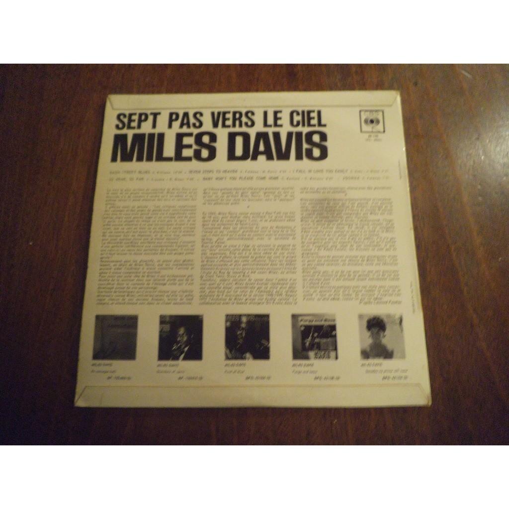miles davis Sept pas vers le ciel