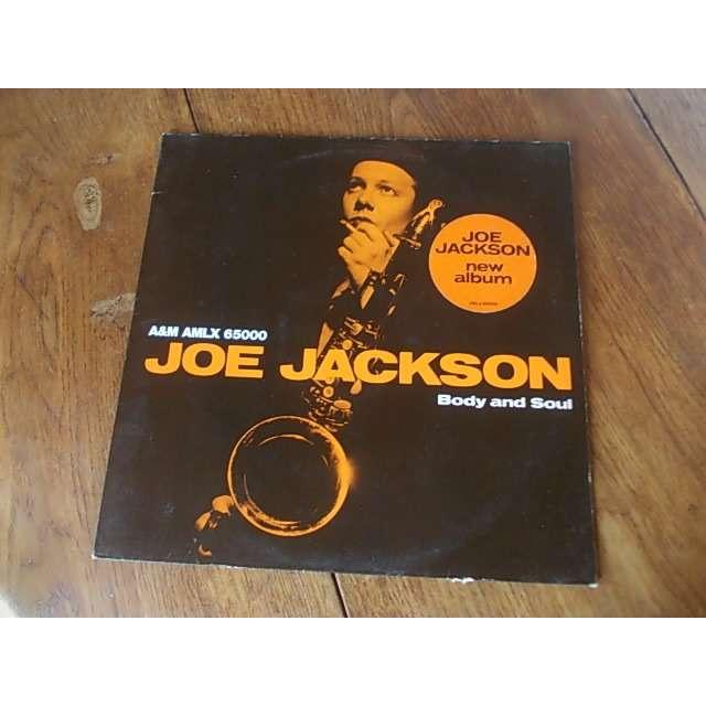 joe jackson body and soul