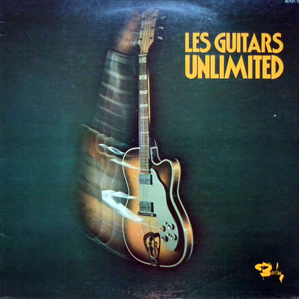 Les guitares unlimited Nuages