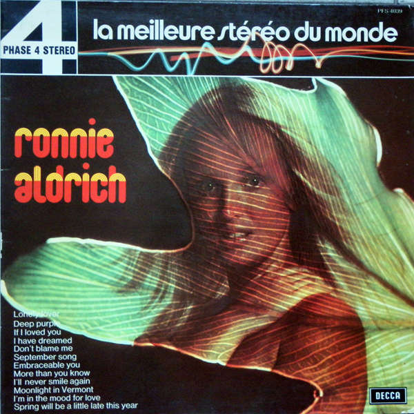 ronnie aldrich and his two pianos September song