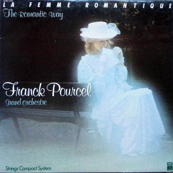 franck pourcel et son grand orchestre La femme romantique