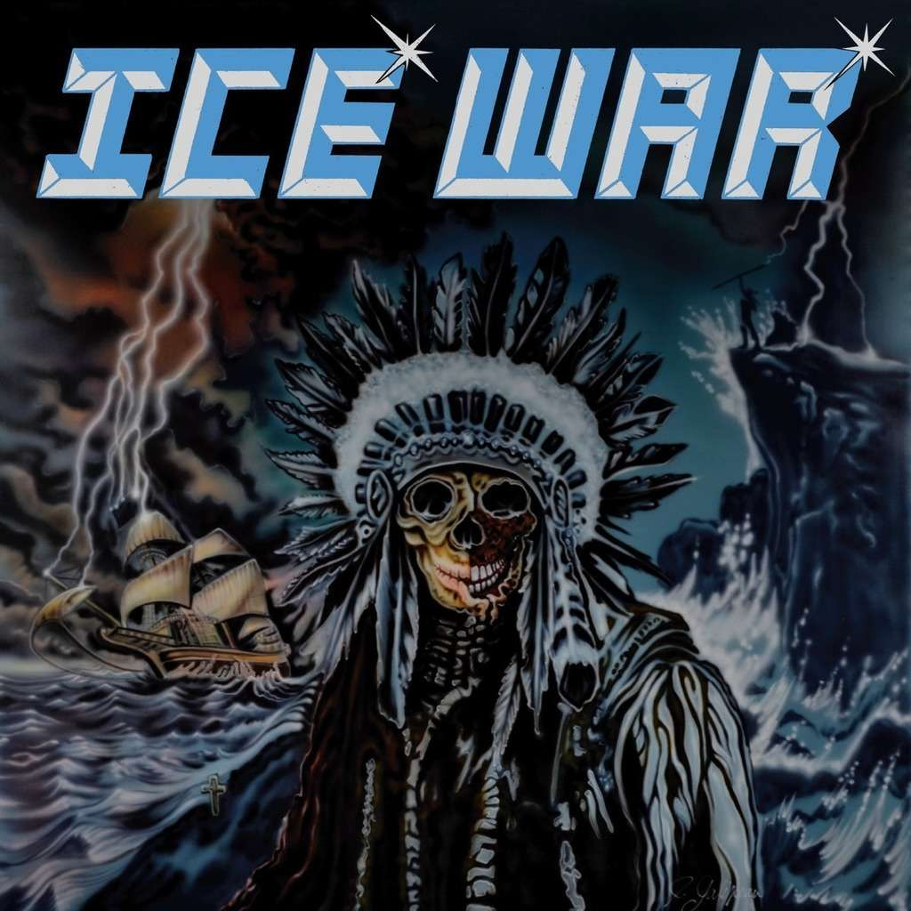 ICE WAR Ice War. Black Vinyl