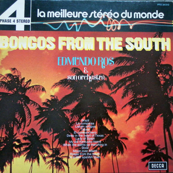 edmundo ros and his orchestra Bongos from the South