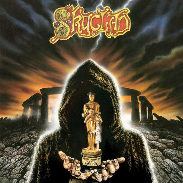 Skyclad A Burnt Offering For The Bone Idol (lp) Ltd Edit Colored Vinyl -E.U