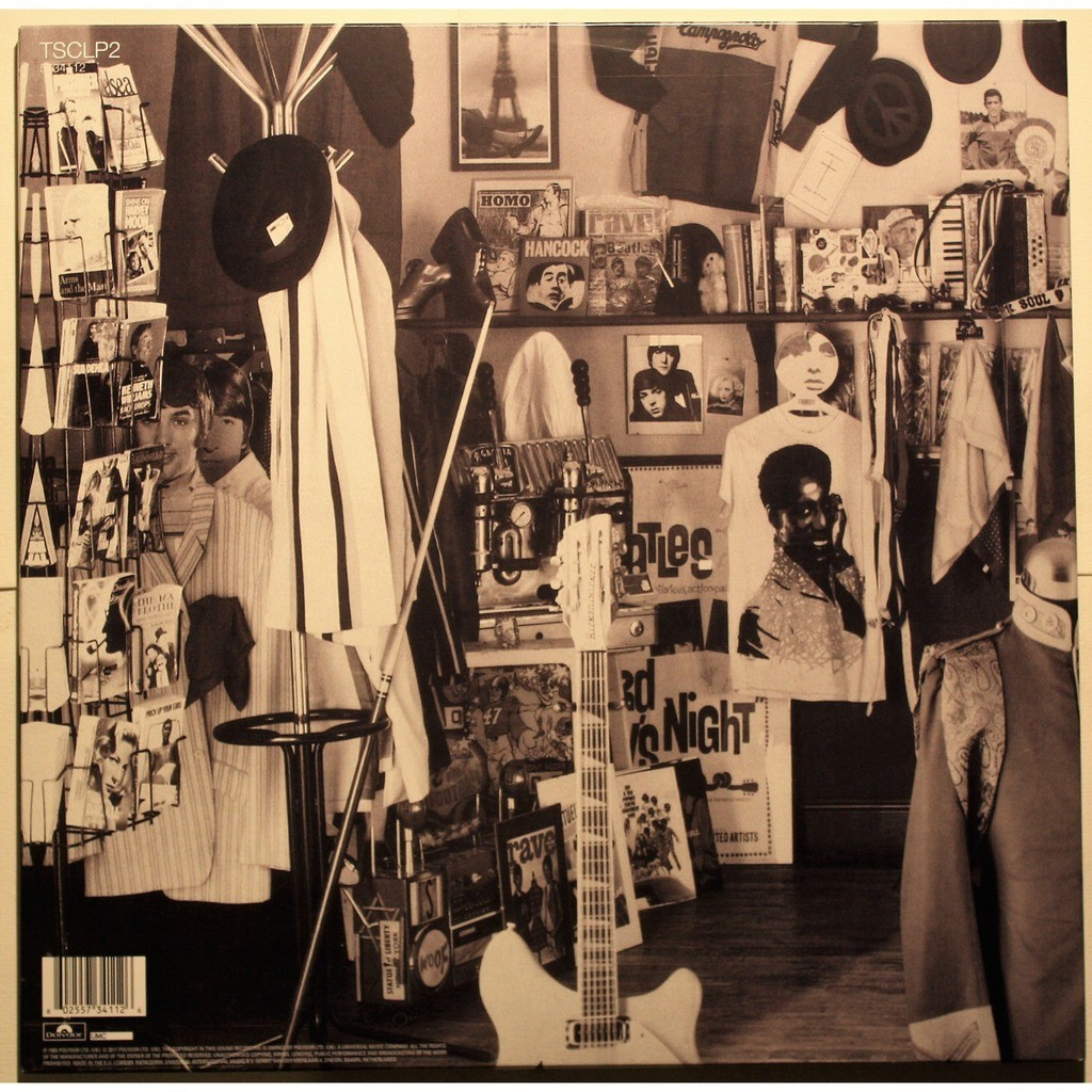 Our favourite shop by The Style Council, LP Gatefold with cruisexruffalo