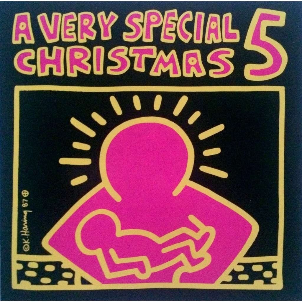 ger pressing 1 cd various artists a very special christmas 5