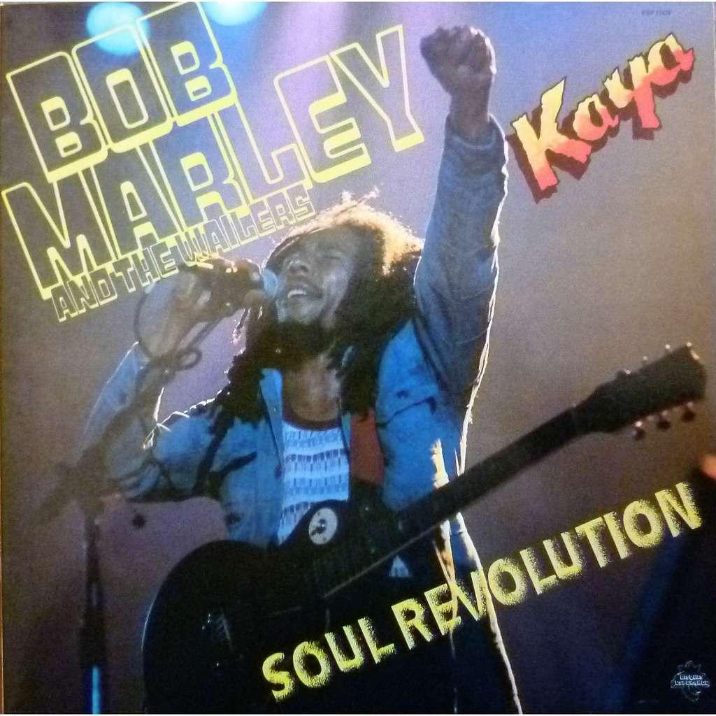 kaya soul revolution part 2 de bob marley amp the wailers