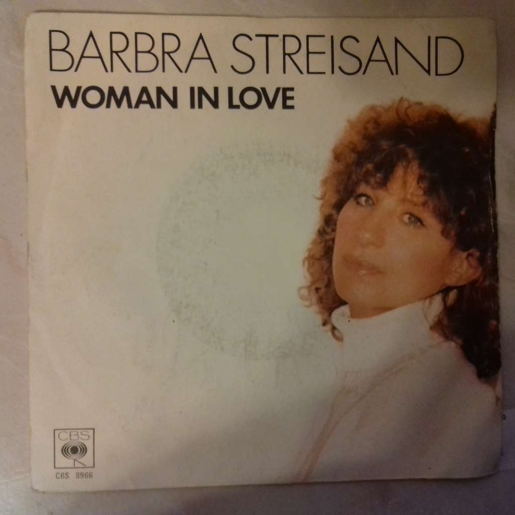 barbra streisand woman in love