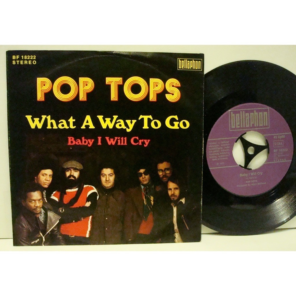 Pop Tops What A Way To Go