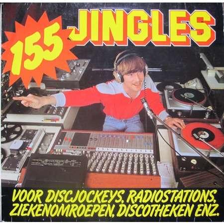 JINGLES 155 JINGLES pour discjockeys