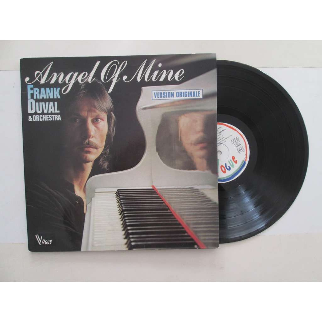 frank duval angel of mine