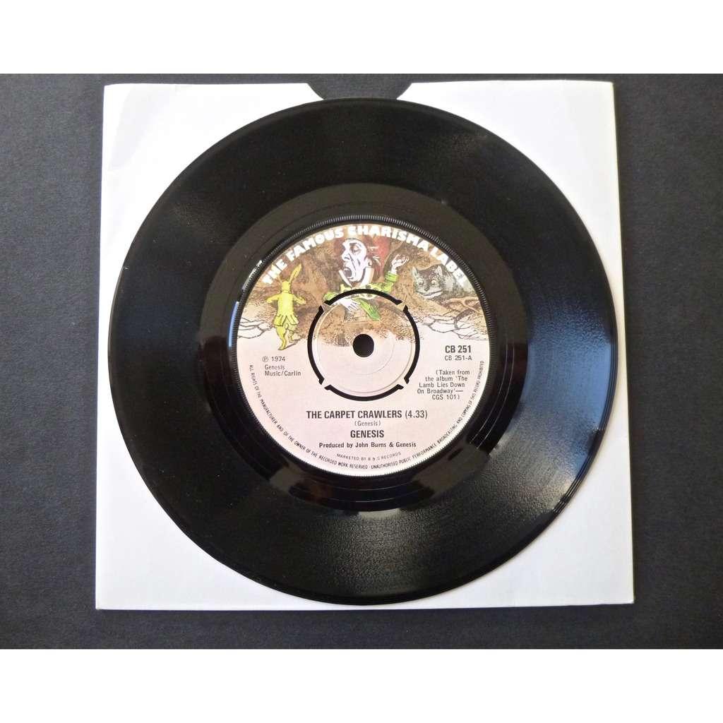 Genesis Carpet Crawlers / The Waiting Room (Evil Jam)