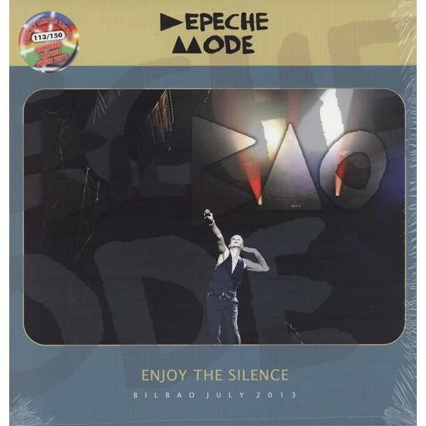Depeche Mode Enjoy The Silence - Bilbao 2013 (lp) Ltd Edit Colored Vinyl -E.U