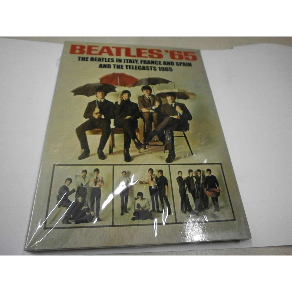 Beatles Beatles '65 (The Beatles in Italy, France and Spain and The Telecast 1965)