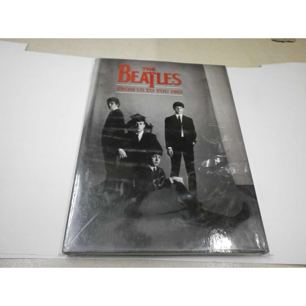 THE BEATLES FROM US TO YOU