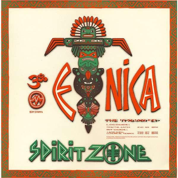ETNICA the italian EP - 3 tracks (fractal gates - acid shell - chemical  trance)