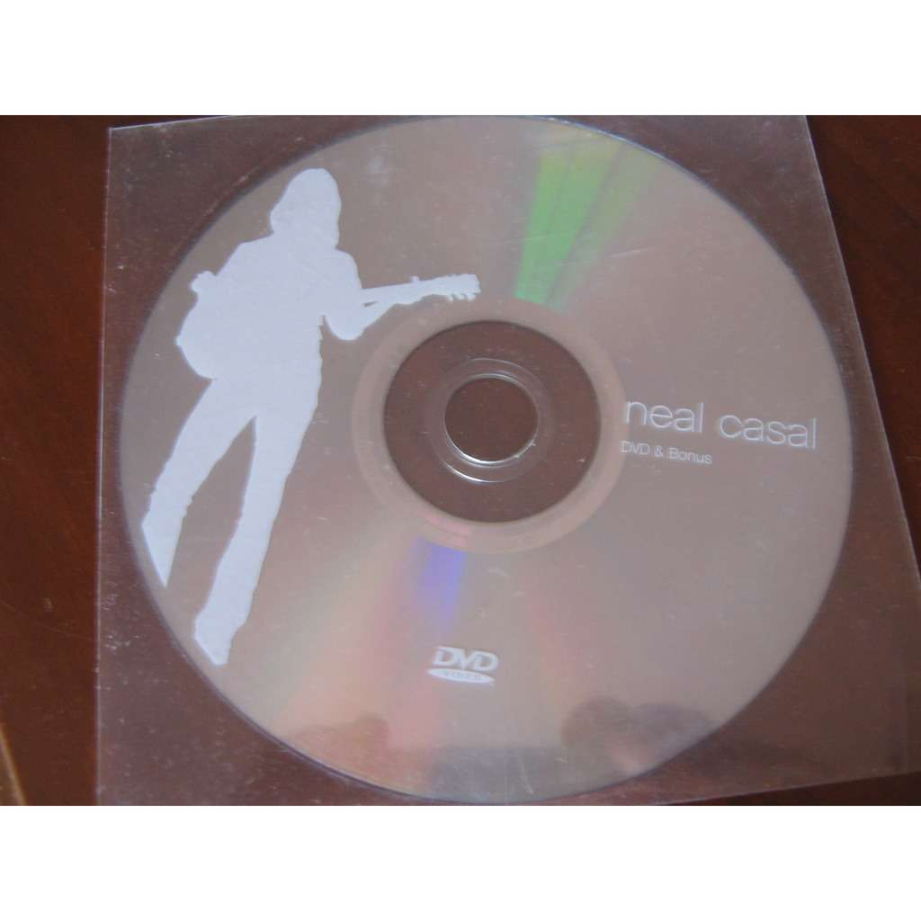 neal casal dvd + bonus