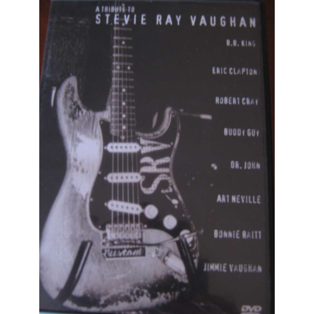 a tribute to SRV various artists
