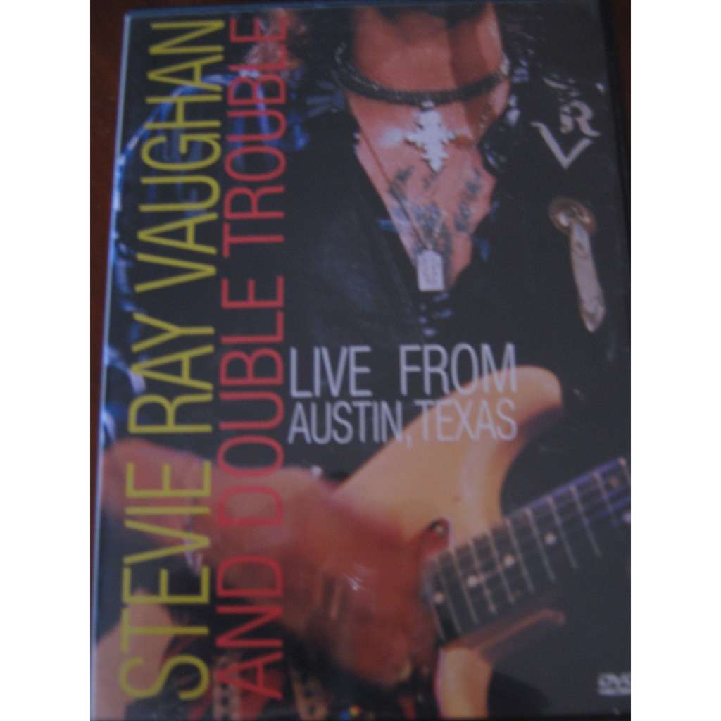 stevie ray vaughan live from austin