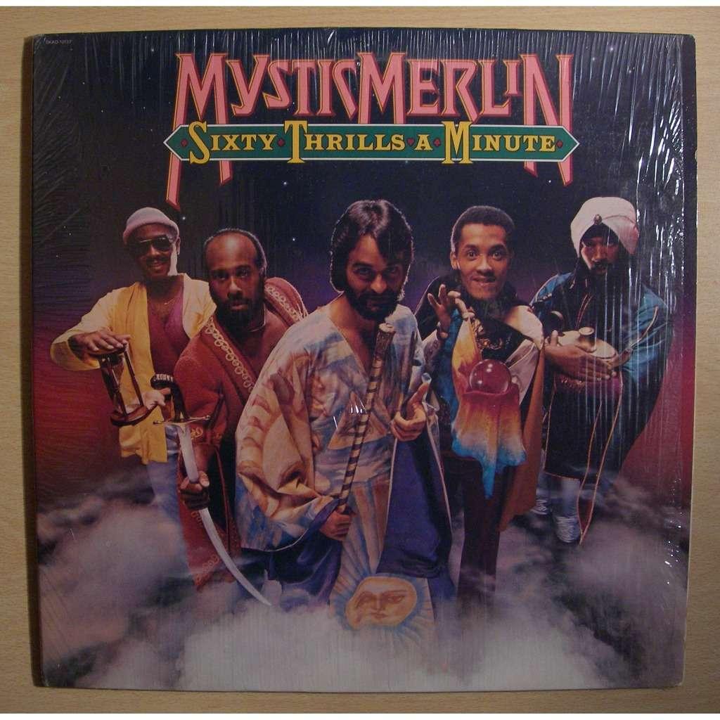 Mystic Merlin Sixty Thrills A Minute