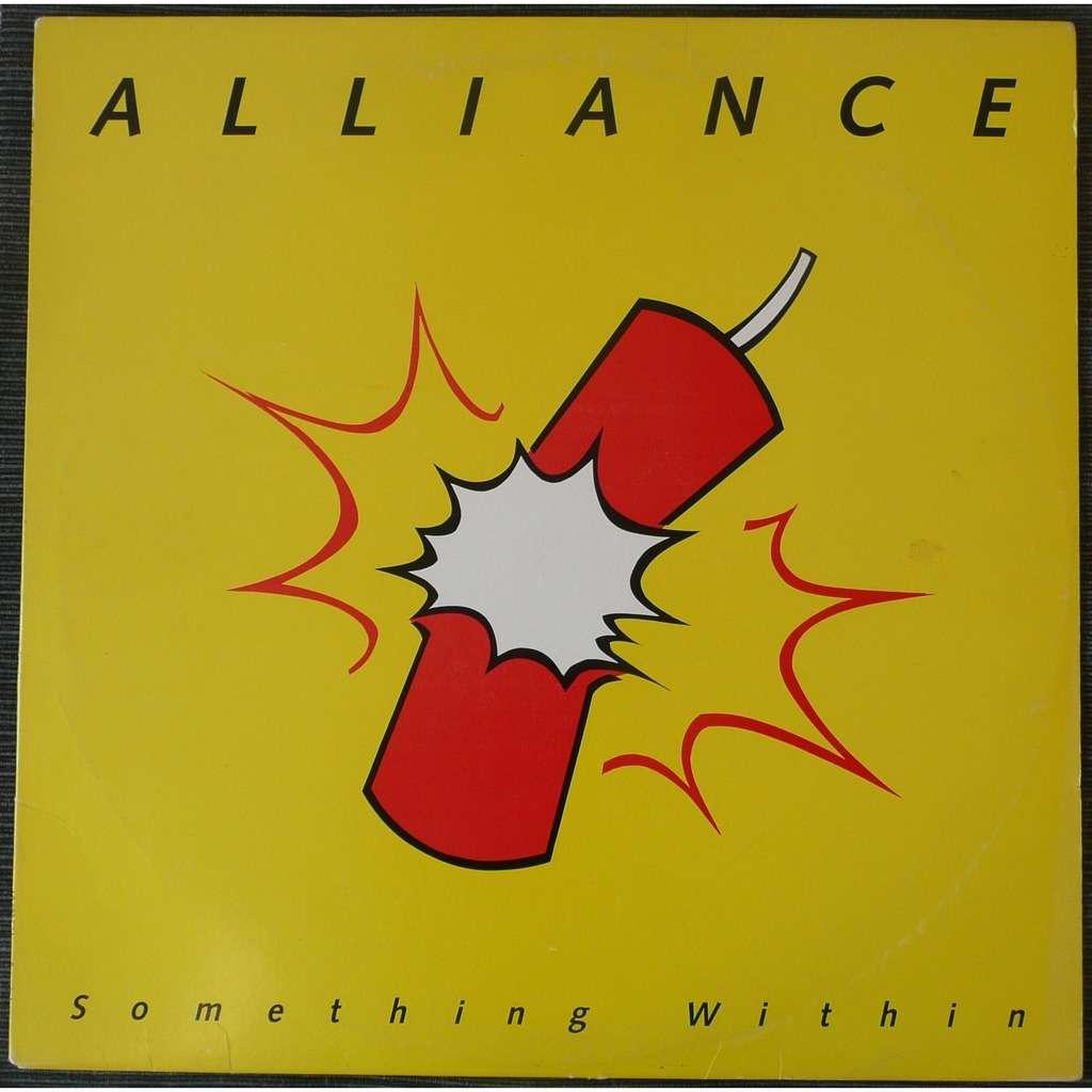 Alliance Something Within