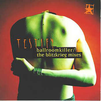 Van Richter Records : Testify Ballroom Killer - CD